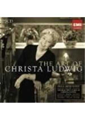Christa Ludwig - The Art Of Christa Ludwig (Music CD)
