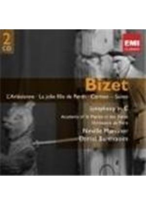Georges Bizet - Orchestral Works (Barenboim) (Music CD)