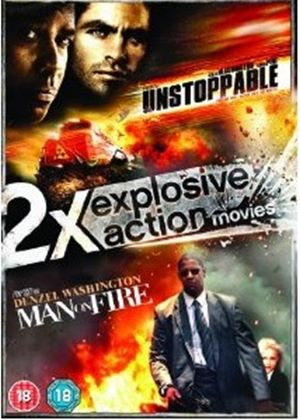 Unstoppable / Man On Fire Double Pack