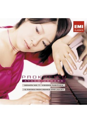 Ayako Uehara - Prokofiev: Sonata No. 7 / Visions Fugitives / 10 Pieces from Romeo & Juliet (Music CD)