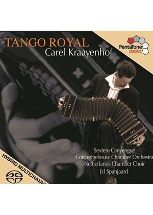 Carel Kraayenhof - Tango Royal [Hybrid SACD] (Music CD)