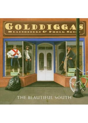 Beautiful South - Gold Diggas, Head Nodders & Pholk Songs (Music CD)