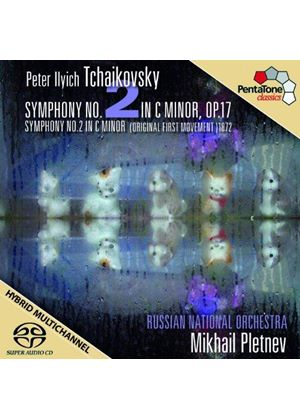 Tchaikovsky: Symphony No. 2 (Music CD)