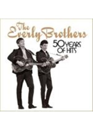 The Everly Brothers - 50 Years Of Hits (Music CD)