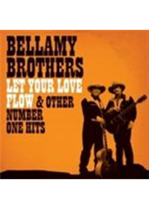 Bellamy Brothers - Let Your Love Flow And Other Number One Hits (Music CD)