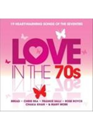 Various Artists - Love In The 70s (Music CD)