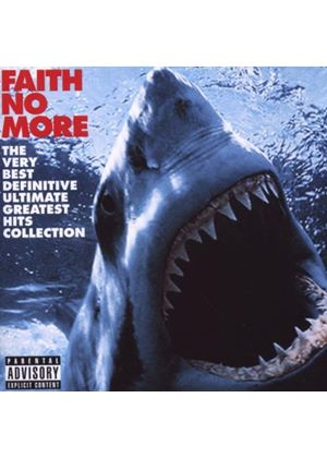 Faith No More - The Very Best Definitive Ultimate Greatest Hits Collection (2 CD) (Music CD)