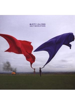 Biffy Clyro - Only Revolutions (Music CD)