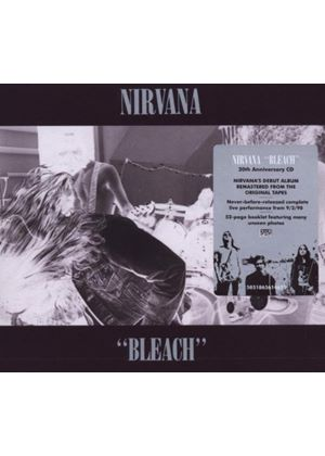 Nirvana - Bleach (20th Anniversary Deluxe Edition/Remastered & Expanded) (Music CD)