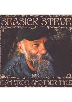 Seasick Steve - Man From Another Time (Music CD)