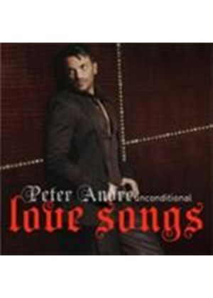 Peter Andre - Unconditional (Love Songs) (Music CD)