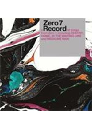Zero 7 - Record (Deluxe Edition) (Music CD)