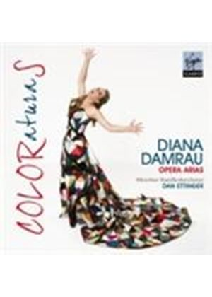 Diana Damrau - Coloraturas (Music CD)