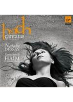 Bach: Cantatas Nos 51, 82a and 199 (Music CD)