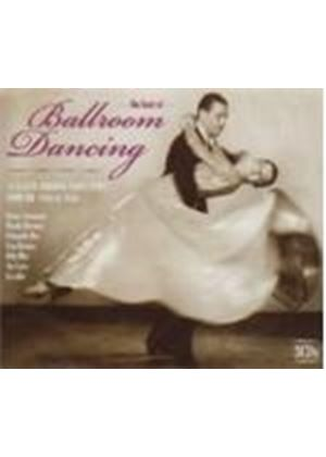 Various Artists - The Best Of Ballroom Dancing (Music CD)