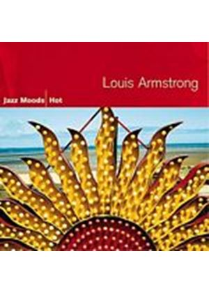 Louis Armstrong - Jazz Moods - Hot (Music CD)