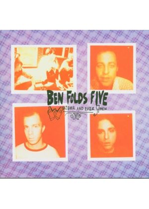 Ben Folds Five - Whatever And Ever Amen [Remastered] [PA]