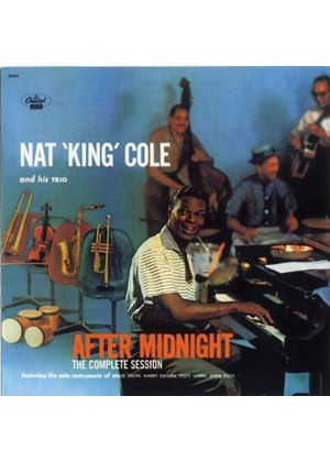 Nat King Cole - After Midnight Session (Music CD)