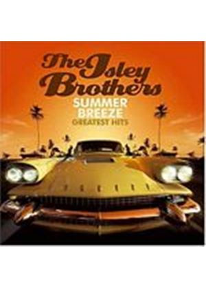The Isley Brothers - Summer Breeze - The Very Best Of (Music CD)