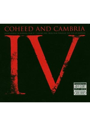 Coheed and Cambria - God Apollo, Im Burning Star IV Vol 1 (Music CD)