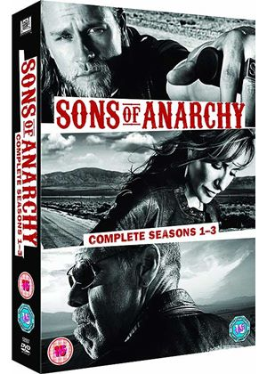 Sons of Anarchy - Season 1-3