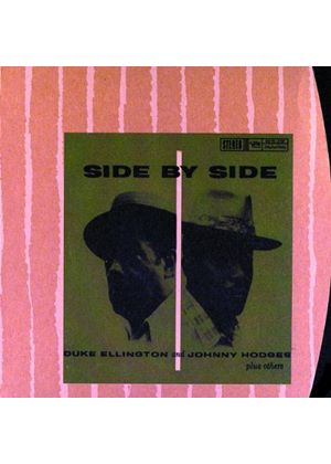 Duke Ellington And Johnny Hodges - Side By Side (Music CD)