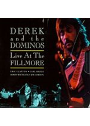 Derek And The Dominoes - Live At The Fillmore (Music CD)