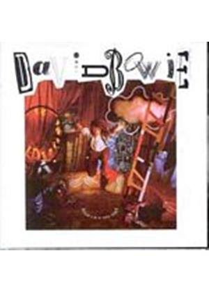 David Bowie - Never Let Me Down (Remastered) (Music CD)