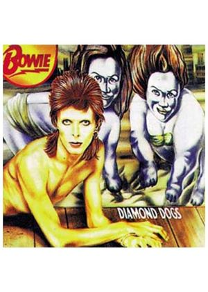 David Bowie - Diamond Dogs (Music CD)