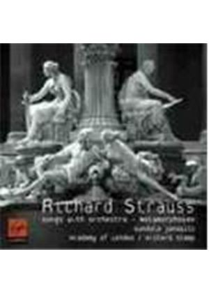 Richard Strauss - Gundula Janowitz -  R. Strauss: Songs with Orchestra