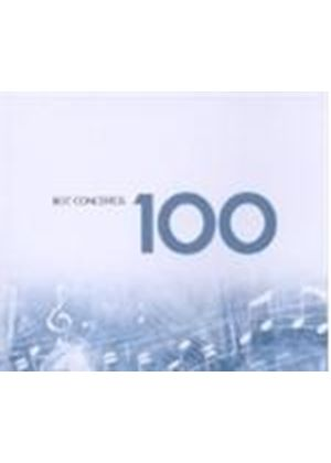 Various Composers - 100 Best Concertos (Music CD)