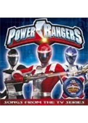 Various Artists - Best Of Power Rangers: Songs From The TV Series (Music CD)