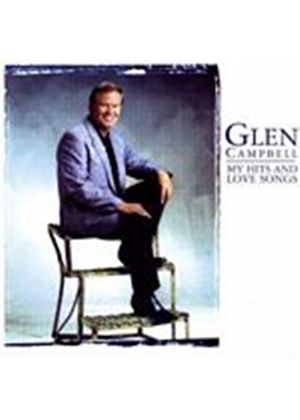 Glen Campbell - My Hits And Love Songs (Music CD)