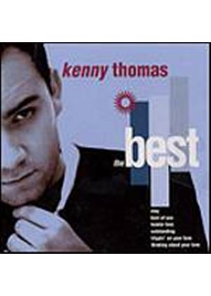 Kenny Thomas - Best (Music CD)