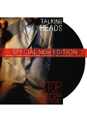 Talking Heads - Stop Making Sense- 15th Anniversary Edition (Music CD)