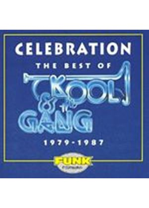 Kool And The Gang - Celebration - The Best Of (1979-1987) (Music CD)