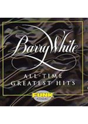 Barry White - All Time Greatest Hits (Music CD)
