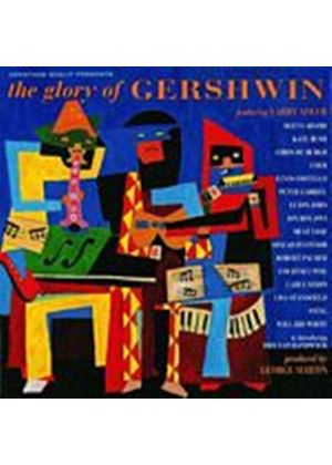 Larry Adler/Various - The Glory Of Gershwin (Music CD)