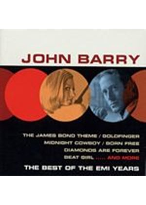 John Barry - Collection - Best Of The EMI Years (Music CD)