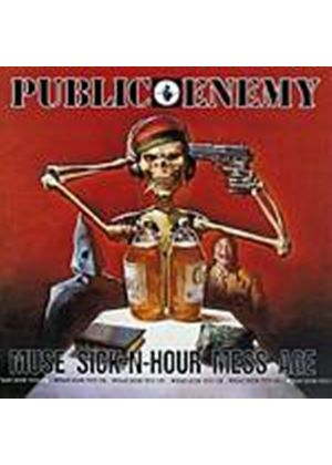 Public Enemy - Muse Sick-N-Hour Mess Age (Music CD)