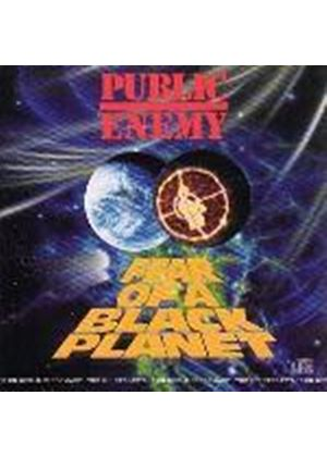 Public Enemy - Fear of a Black Planet (Music CD)