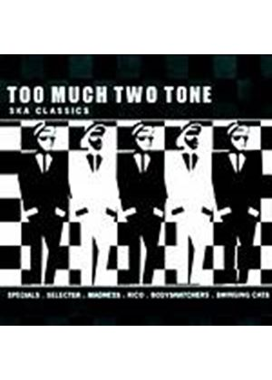 Various Artists - Too Much Two Tone - Ska Classics (Music CD)