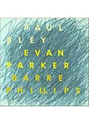 Paul Bley - Time Will Tell (Music CD)