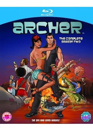 Archer - Season 2 (Blu-ray)