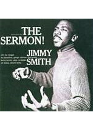 Jimmy Smith - The Sermon (Music CD)