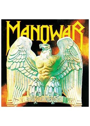Manowar - Battle Hymns (Music CD)