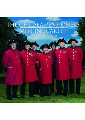 Chelsea Pensioners - Men In Scarlet (Music CD)