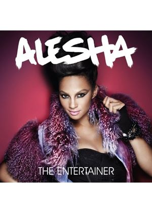 Alesha Dixon - The Entertainer (Music CD)