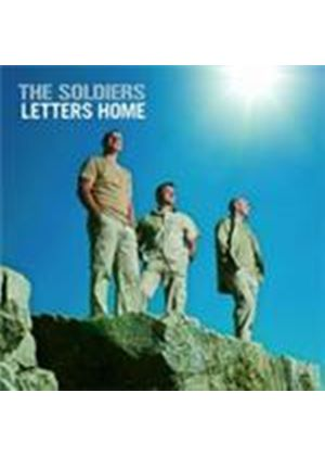 The Soldiers - Letters Home (Music CD)
