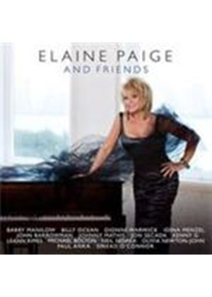Elaine Paige - Elaine Paige And Friends (Music CD)